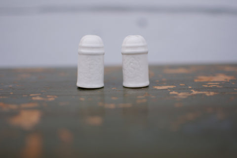 Mini Salt and Pepper Shakers