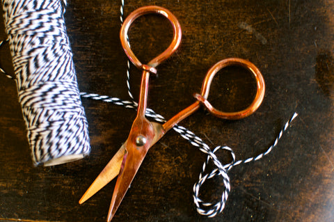 Copper Scissors