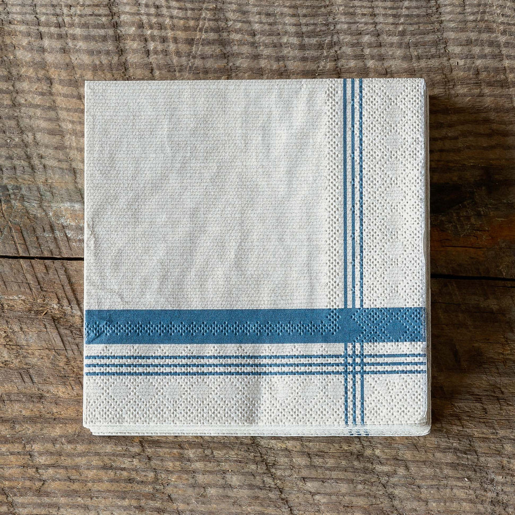 Cottage Stripe Napkin
