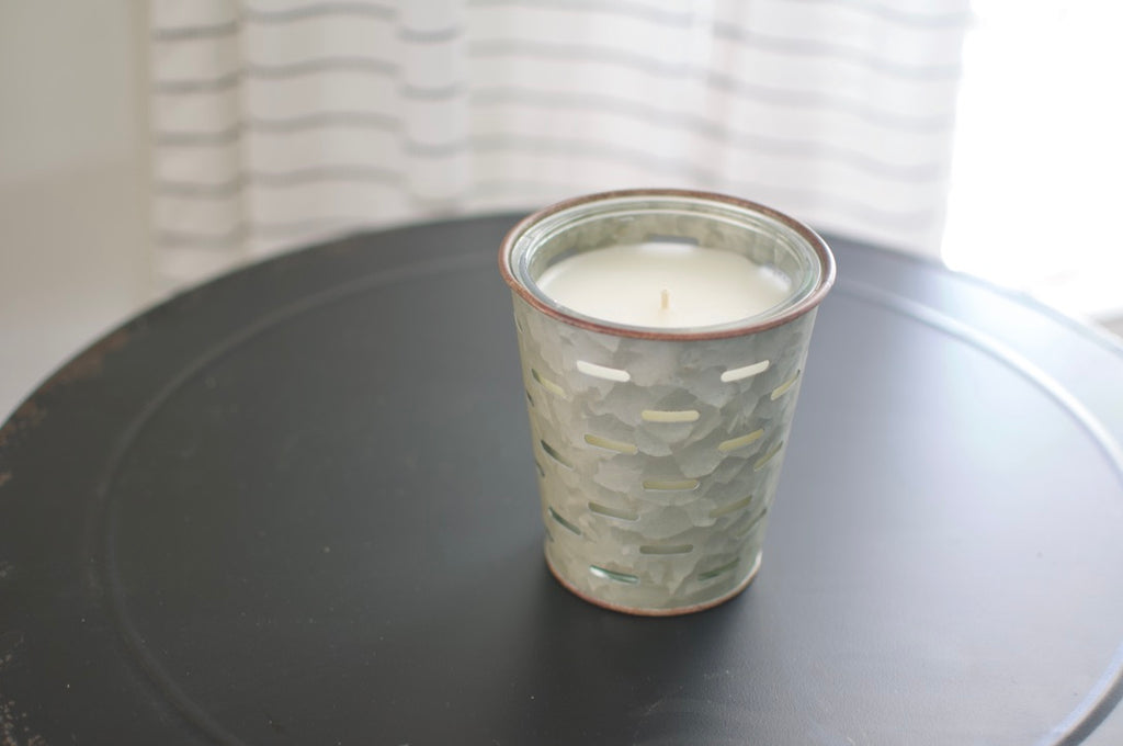Sugared Pear  Candle