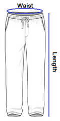 How to measure the TrackPant
