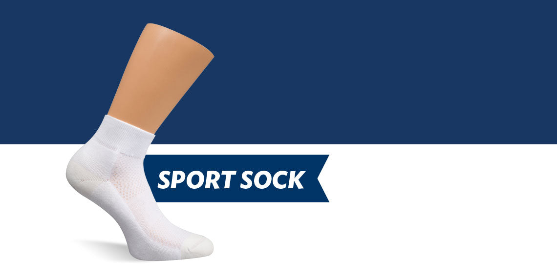 Training with the Ultimate Sock