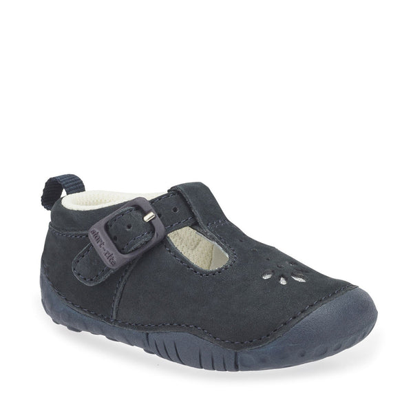 Baby Bubble Tot Navy Nubuck