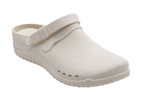 CLOG PROGRESS WHITE