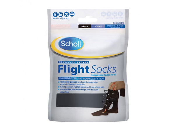 Flight Socks Cotton Feel Sz9-12/44-47