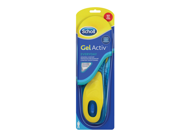Gelactiv Insoles Everyday Men