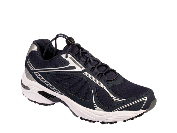 SPRINTER EASY NAVY PU MESH