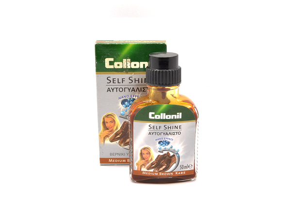SELF-SHINE MEDIUM BROWN 50ML LIQUID!