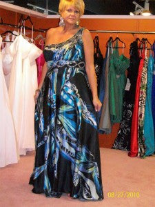 Prints Hot for Prom 2011!