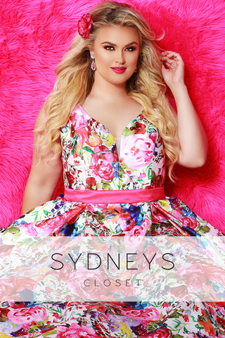 Browse All Sydneys Closet Plus Size Dress Collections