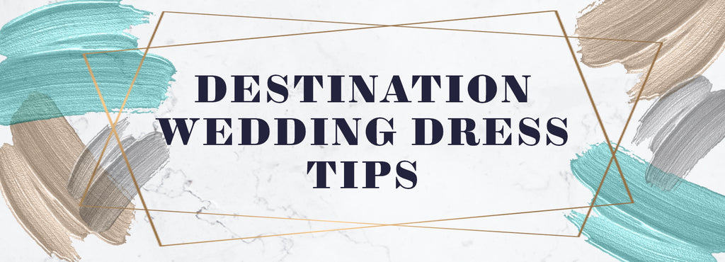 Sydney's Closet guide to buying destination wedding dresses for plus size brides