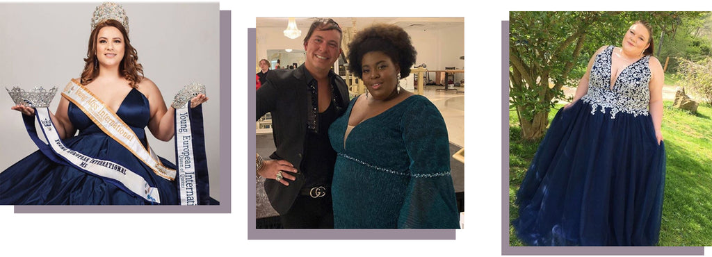 Sydney's Closet gallery of happy customer photos from #realwomen and #curvygirls showing off their Sydney's Style.