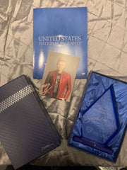 Swag from United States National Pageants event