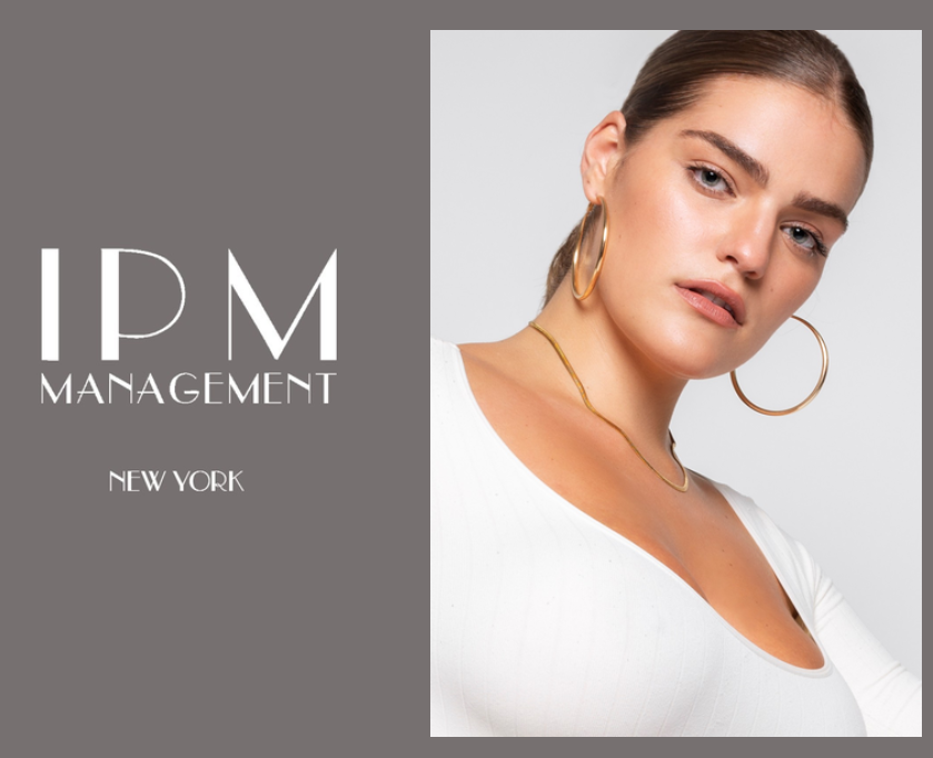 Plus Size Model Misia O'Brien with IPM Model Management models for Sydney's Closet, Tease Prom & Johnathan Kayne for Sydney's Closet