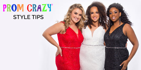 sydney's closet prom crazy style tips plus size prom