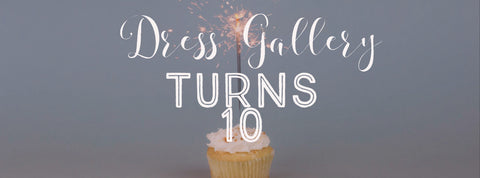 Dress Gallery turns 10