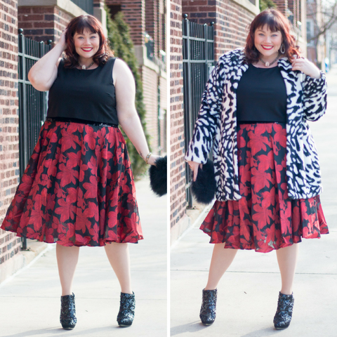 fall best plus size dress