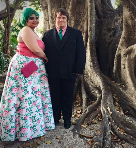 b9e1a08e7 The Best Plus-Size Looks of Prom 2017, Part 2