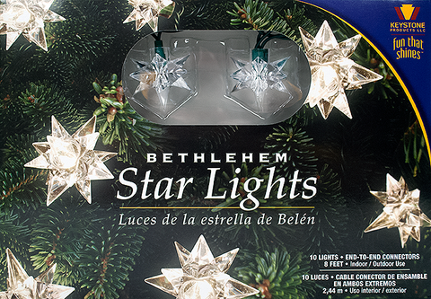 Bethlehem Stars Light