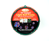 "15"" Decoshape Holiday Light Ball"
