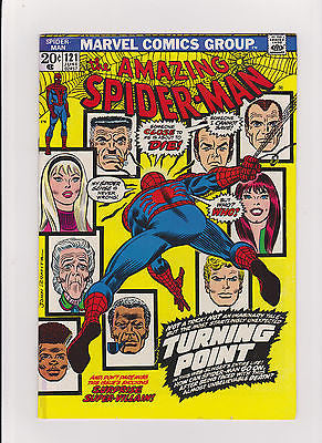 The Amazing Spider-man   #121   5.0/VG-F - ComicBookKeys