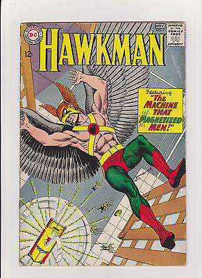 Hawkman  #4  1st App.  Zantana    Midgrade to lower - ComicBookKeys