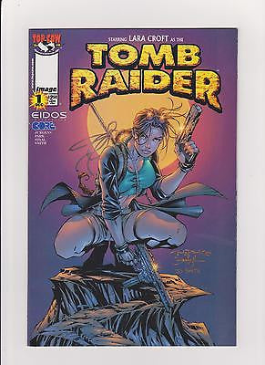 Tomb Raider  #1   1 of 3 different covers    Nm  quality grade - ComicBookKeys