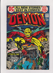 Collectibles:Comics:Bronze Age (1970-83):Horror & Sci-Fi