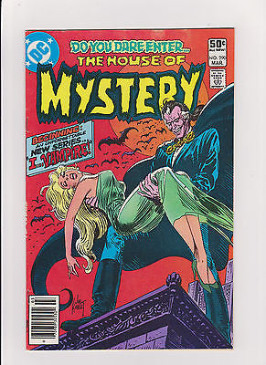 "The House of Mystery    #290    Midgrade+   1981     1st     ""I Vampire"" - ComicBookKeys"