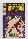 Iron Man   #5   High Grade - ComicBookKeys