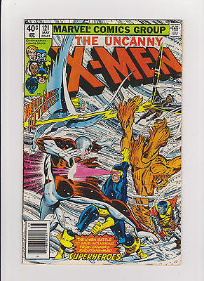 The X-Men #121 (May 1979, Marvel)   1st Full Alpha Flight Story  HG - ComicBookKeys