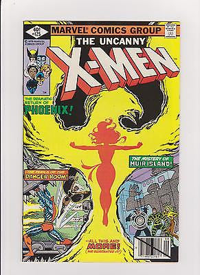 X-Men #125 Complete/Attached/No Restoration  1st Ptoteus(Weapon X)  High Grade - ComicBookKeys
