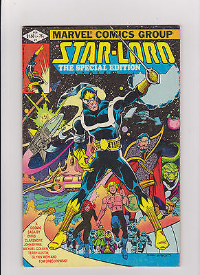 Star-Lord  Special Edition   #1    High Grade - ComicBookKeys