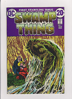 Swamp Thing   #1      Highgrade    Berni Wrightson artwork - ComicBookKeys