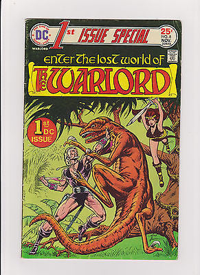 1st Issue Special  #8   Midgrade-   1975   1st App. Warlord - ComicBookKeys