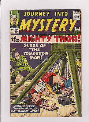 Journey  Into  Mystery   #102    Midgrade-   1st App.   The Lady SiF/Balder/Hela - ComicBookKeys