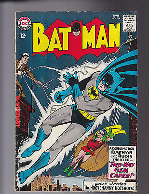 "Batman    #164   June, 1964   Fine-+  5.25  ""Key"" Batman - ComicBookKeys"