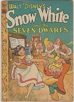 Four Color   #49    Mid-Grade    58Yr. old Snow White - ComicBookKeys