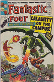 "Fantastic Four    #35   1st App. Dragon Man  47+ Yr.   ""High""  Grade - ComicBookKeys"