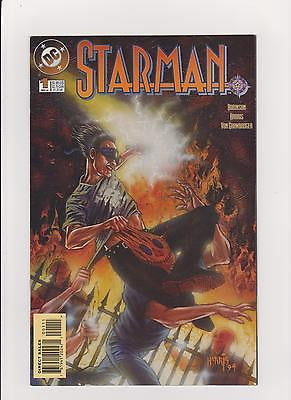 StarMan #1   James Robinson  scripts    High Grade - ComicBookKeys