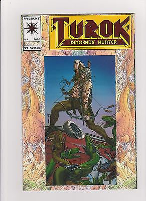 Turok  Dinosaur Hunter  #1    Valiant     NM Quality - ComicBookKeys