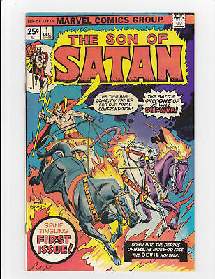 Son of Satan #1  VF/Nm 9.0 - ComicBookKeys