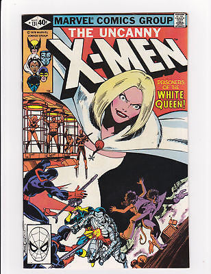 X-Men #131  1st White Queen cover  Nm-  9.2 - ComicBookKeys