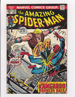 Amazing Spiderman #126   VF-  7.5  Harry becomes  GG - ComicBookKeys