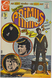 "Primus     #1   40+  Yr. Old  Charlton   ""High  Grade""   Tremont - ComicBookKeys"