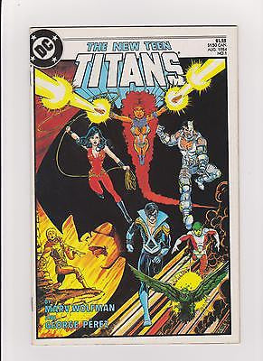 New Teen Titans  Vol2  #1    High Grade - ComicBookKeys