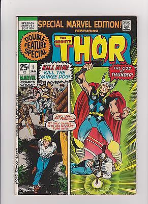 Special Marvel Edition Featuring Thor   #1   High Grade - ComicBookKeys