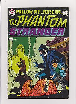 The Phantom Stranger   #1     Mid to Higher grade - ComicBookKeys