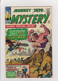 journey Into Mystery #97    1st App. Lava Man   Midgrade- - ComicBookKeys