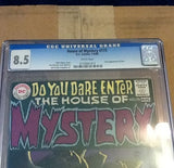 House of Mystery. #. 175.   8.5 - ComicBookKeys